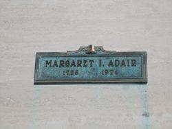 Margaret Isabell Adair