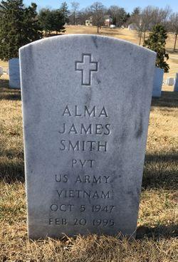 Alma James Smith