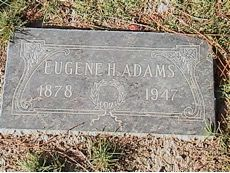 Eugene Howell Adams