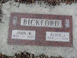 John William Bickford