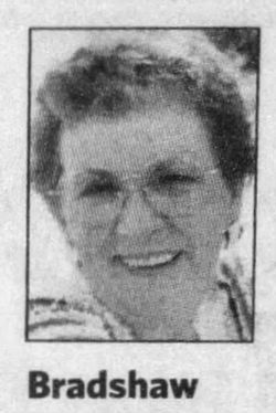 Phyllis Jean <I>Cassaday</I> Bradshaw