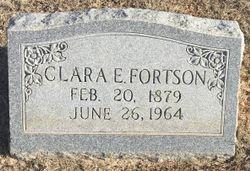 Clara Eleanor Fortson