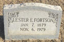 Lester Eugene Fortson
