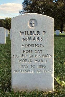 Wilbur Parmenter DeMars