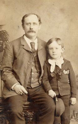 Harold Victor Byron Mozart Fredericksen