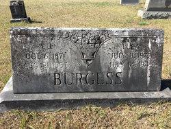 Lula <I>Fant</I> Burgess