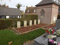 Terdeghem Churchyard