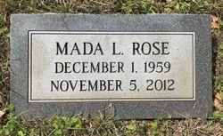Mada Luann Rose