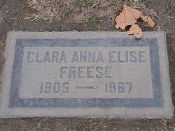 Anna E Freese