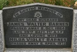 James Walter Barnes