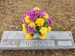 Velma Lee <I>Harness</I> Gordon