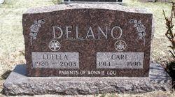 Luella <I>Mounts</I> Delano