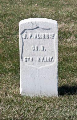 John P. Aldridge