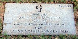 Ann Lily Ferris
