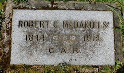 Robert C. McDaniels
