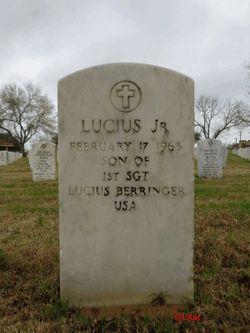 Lucius Berringer, Jr