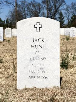 Jack Hunt
