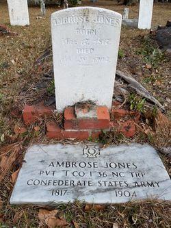 Ambrose Jones