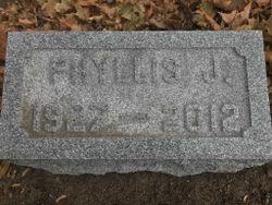 Phyllis Jane <I>Peterson</I> Quayle