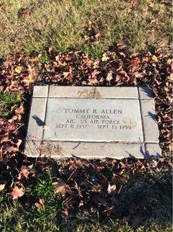 Tommy R Allen