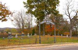 Gates of Peace Cemetery