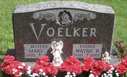Mary A. Voelker