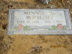 Minnie L Wright