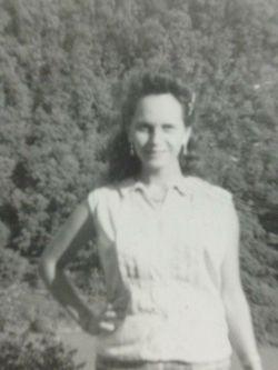 Ann Wilma <I>Hall</I> Tapp