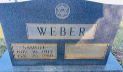 Samuel Weber