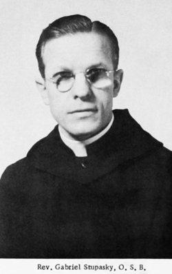 Rev Gabriel Stupasky