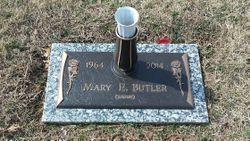 Mary Elizabeth <I>Sause</I> Butler