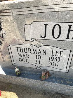 Thurman Johnson