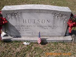 Joseph Cornelious Hutson