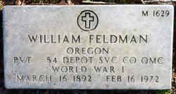William Feldman