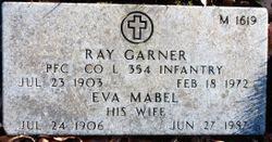 Eva Mabel Garner