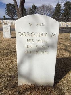 Dorothy M Smilanic