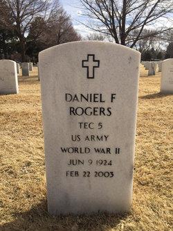 Daniel F Rogers