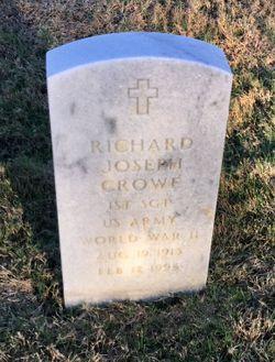 Richard Joseph Crowe