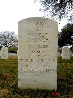 Ernest Dabney