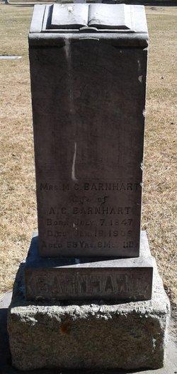 Minerva Catharina <I>Sanders</I> Barnhart