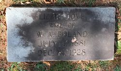 Lizzie <I>Love</I> Boland