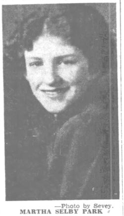 Martha Shelby Park