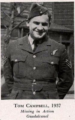 Sgt William T Campbell