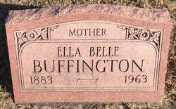 Ella Belle <I>Williams</I> Buffington
