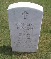 Donald Joseph Benson