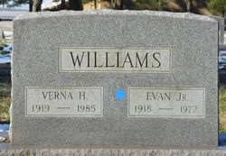 Evan Williams Jr.