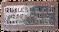 Corp Charles L. Slater