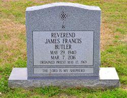 Rev James F. Butler