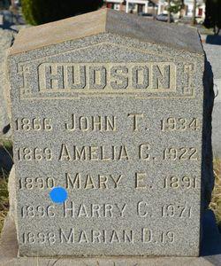 Harry Clifford Hudson