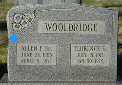 Allen F. Wooldridge, Sr
